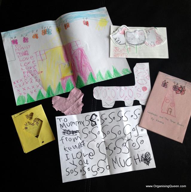 Konmari - the memories | www.OrganisingQueen.com