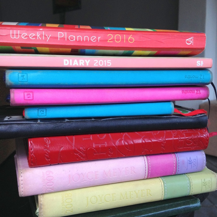 Diaries that work, and don't |www.OrganisingQueen.com